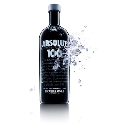 Absolut Vodka 100