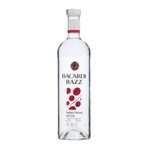 Bacardi Razz Rasperry Rum