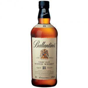 Ballantine's 21 Year Old Scotch Whisky