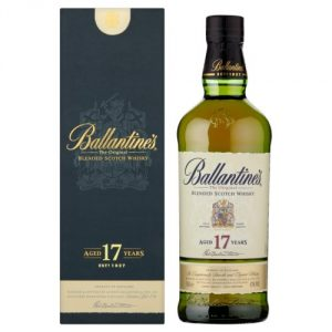 Ballantine's The Original 17 Year Old Blended Scotch Whisky