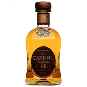 Cardhu 12 Year Old Scotch Whisky