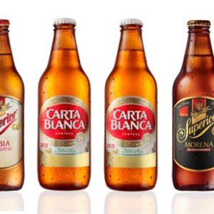 Carta Blanca Beers
