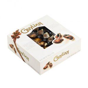 Choco Seashells Tin Perles