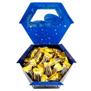 Chocodate Classic Hexagon Treasury Box