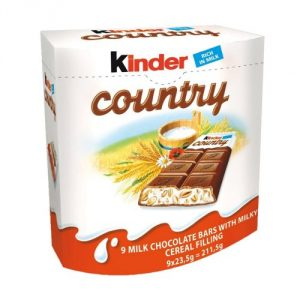 Country Chocolate