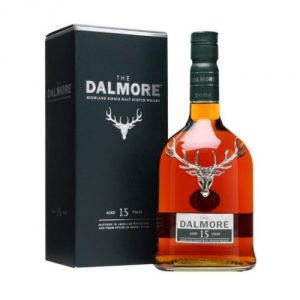 Dalmore 15 Year Scotch Whisky