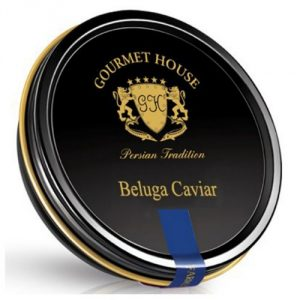 Farmed Beluga Caviar