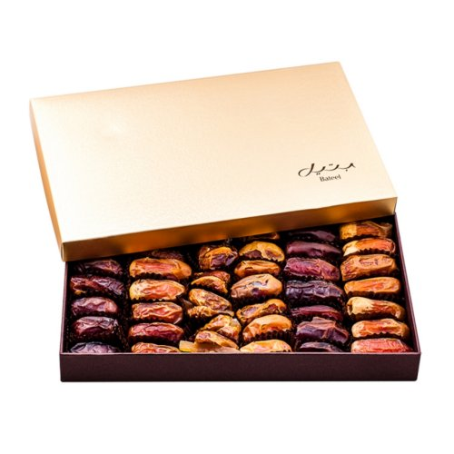 Gold Box Large with Mix Dates