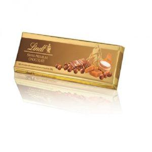 Gold Caramel Hazelnut