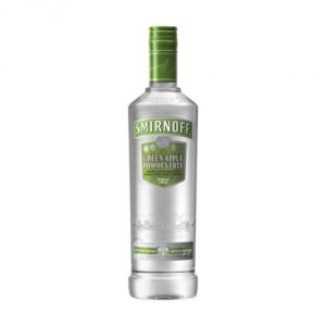Green Apple Vodka 1L