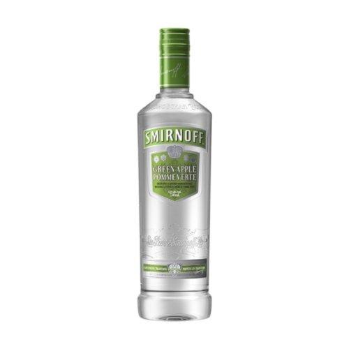 Green Apple Vodka 1L