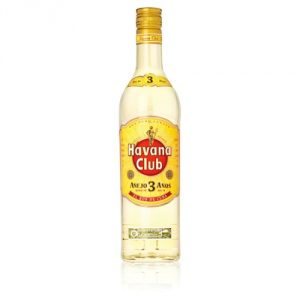 Havana Club 3 Year Old Rum White