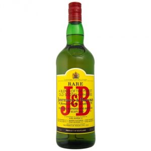 J&B Rare Scotch Whisky
