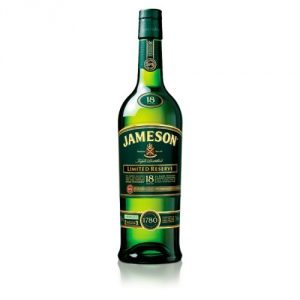 Jameson 18 Year Irish Whiskey