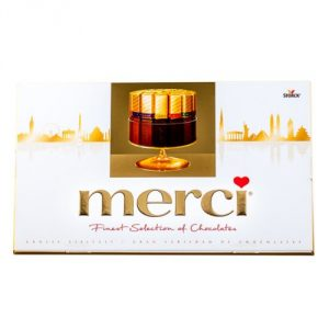 Merci Chocolate Box