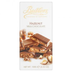 Milk Hazelnut Chocolate