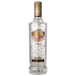 Smirnoff Gold Vodka 1L