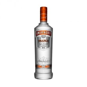 Smirnoff Orange Vodka 1L