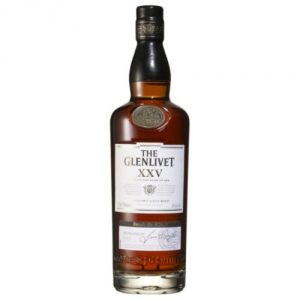 The Glenlivet 25 Year Malt Whisky
