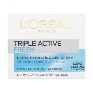Triple Active Fresh Gel-Cream